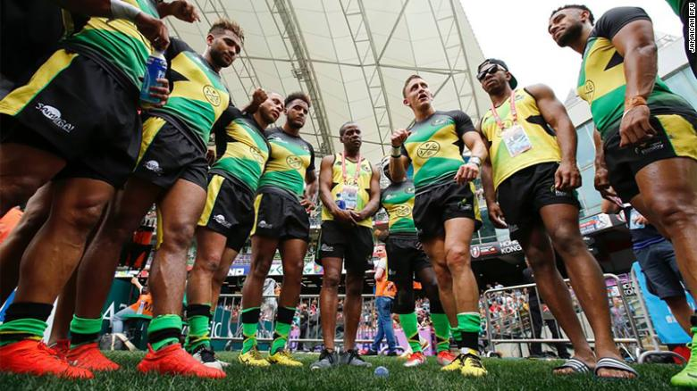 Video Kingston To Kingston Jamaica Rugby Seven S Commonwealth