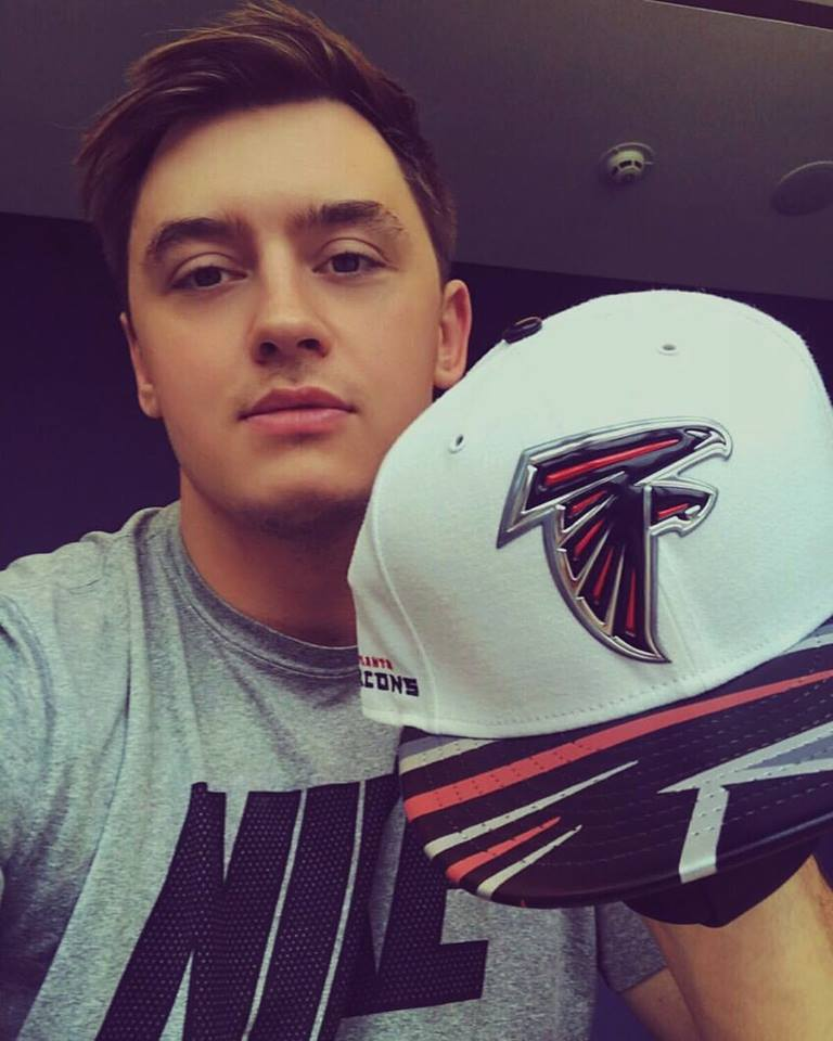 From England Sevens To The Atlanta Falcons: Alex Gray Is A
