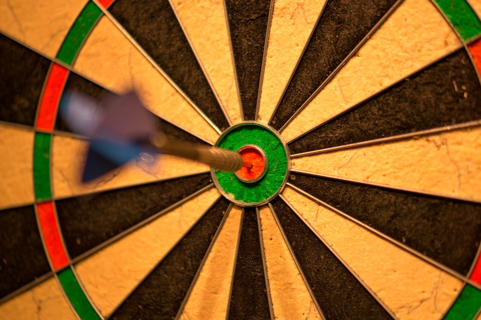 We All Love Darts At Christmas Sports Gazette