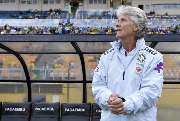 30 years ago, Pia Sundhage was the first woman to score at Wembley (Mauro Horita/CBF)
