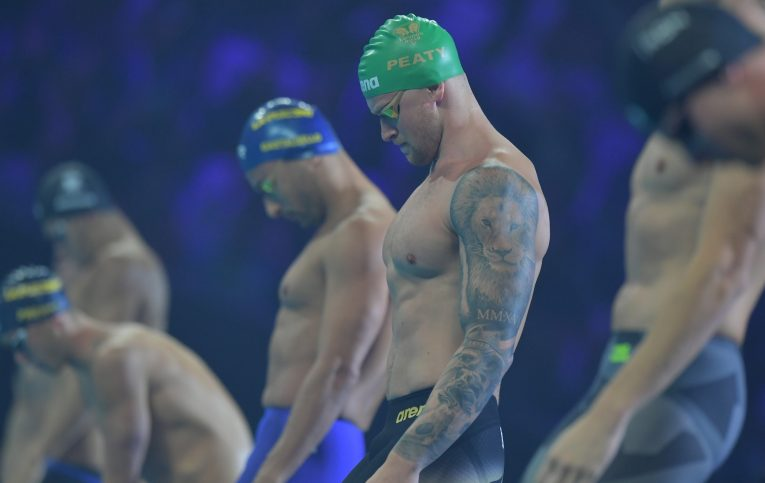 Adam Peaty, London Roar in ISL Budapest meet.