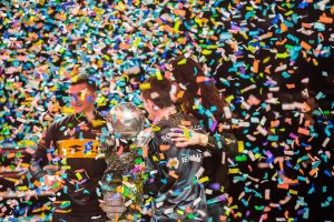 Team Vitality are the reigning champions going into worlds. Photo courtesy of Mike Ellis