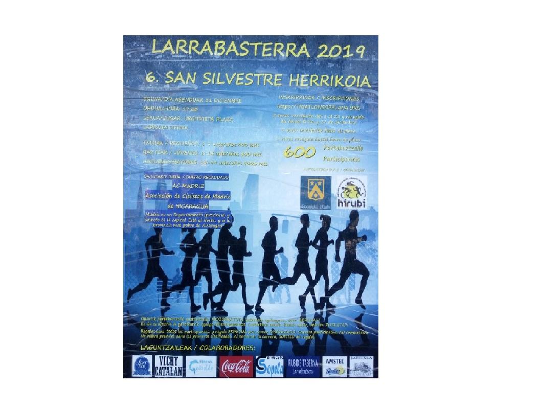 Larrabasterra, a small coastal town near Bilbao (Spain) celebrates its third edition.