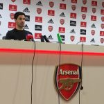 Mikel Arteta's game plan was in tatters after just 49 seconds against Everton (Tusdiq Din)