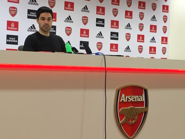 Arsenal are unbeaten in the Premier League in 2020 under Mikel Arteta (Tusdiq Din)