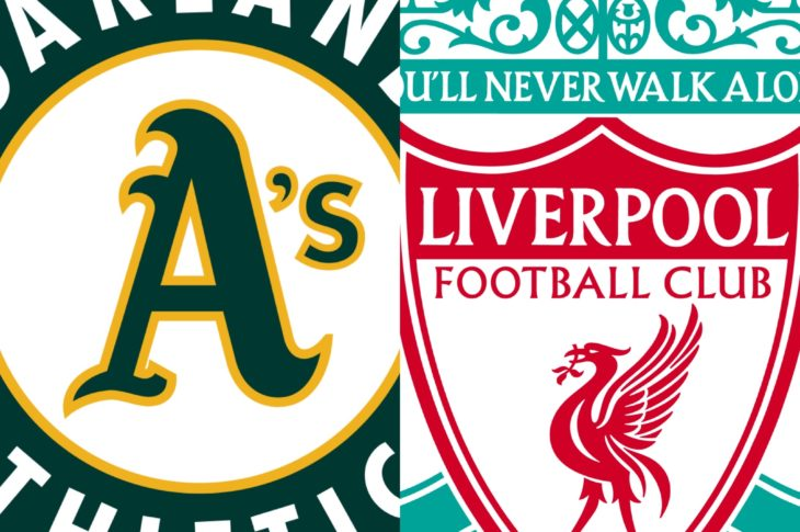Moneyball: born in Oakland...perfected in Liverpool?