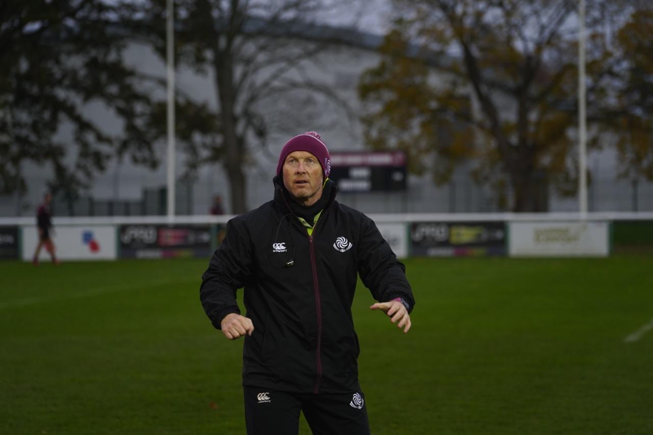Neil Doak, Georgia Rugby attack coach
