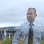 Eddie Jones looms over Twickenham