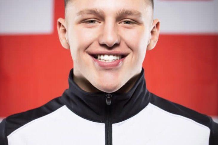 Joe Fishburn: Team GB Gymnastics