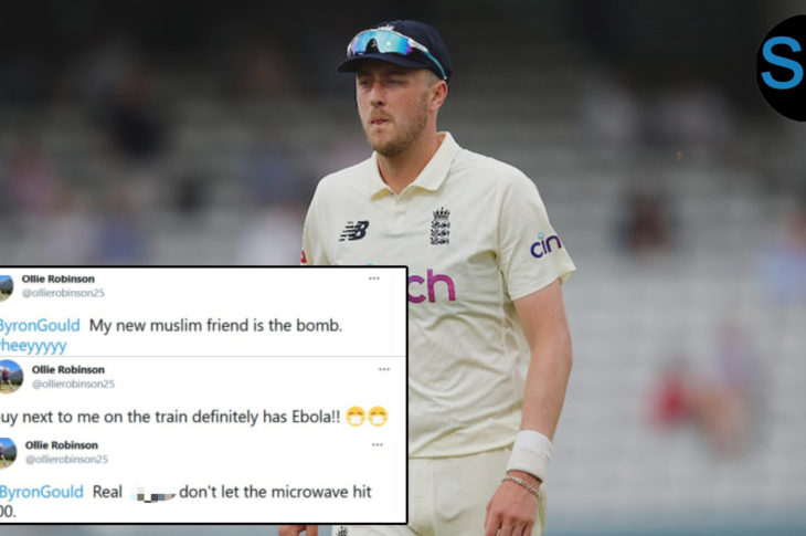 Ollie Robinson Suspended for Racist Tweets